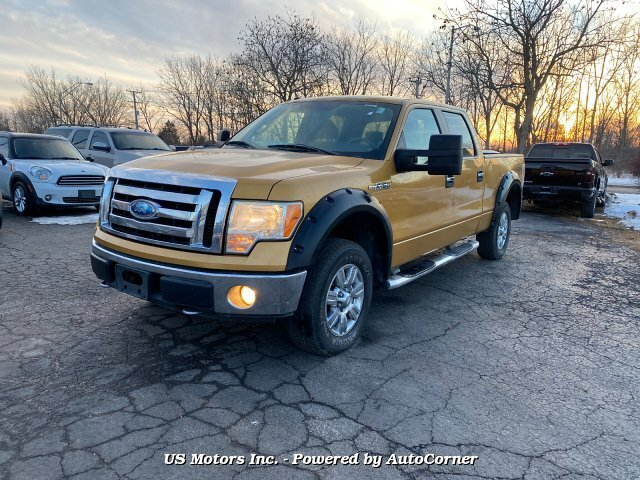 2009 Ford 2009 Ford F-150 XLT SuperCrew 5.5-ft. Bed 4WD 6-Sp